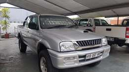 2003 Colt 2.8 TDI 4x4 for sale!
