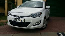 Hyundai i20 2013 excellent condition