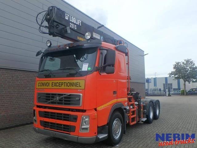 Volvo FH 440 6x4 Loglift F251S79A - 2008