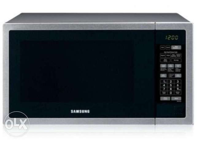Samsung GE614ST Oven & Grill Microwave - 40 L – Black/Silver