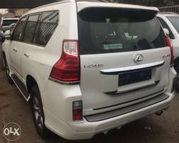 Special Edition Tokunbo 2012 GX460