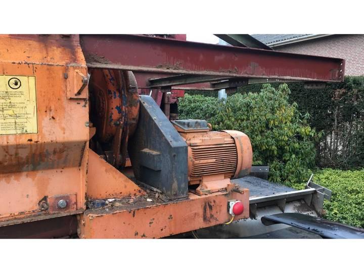 Zeno  ZDV 2500 x 2000 hout schredder - 1996 - image 6