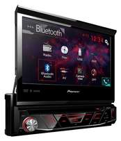 "New Pioneer AVH-4850BT In-Dash 7"" DVD Bluetooth Stereo Free Delivery"