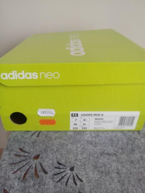 Buty Adidas neo 40 z gwarancją Wola Batorska • OLX.pl