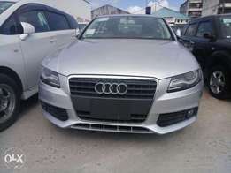 Audi A4 . 2010 model KCN number. Loaded with alloy rims , navigation