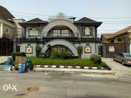 P square twin 5 bedroom duplex mansion for sale