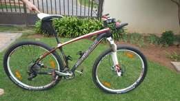 Silverback Storm 1 2014 bicycle for sale