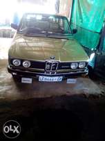 Gold colour Bmw. 1980 model for sale