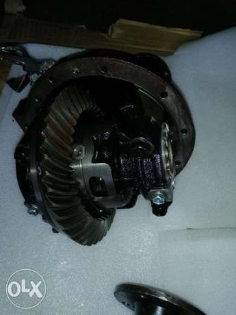 Fj cruiser rear differential 11/41