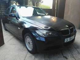 Bmw E90 320i for sale at give away price!
