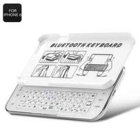 iPhone 6 Slide-Out Bluetooth Qwerty Keyboard- A380