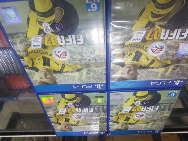 Ps4 Fifa 17 on offer Nairobi CBD - image 2