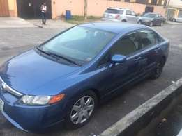 Very clean registered Honda civic
