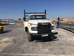 8 Tonne Truck for Sale (DA Series)