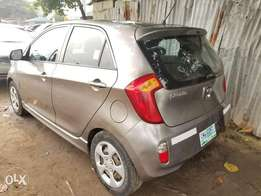 2013 Kia Picanto ( First Body)