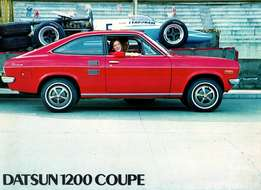 Old Datsun or Mazda Wanted.