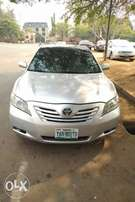 Very Clean 2008 Toyota Camry For Sale (Tokunbo Standard)