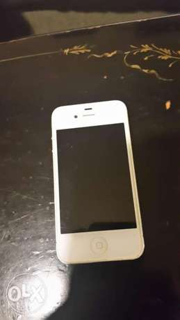 Iphone 4 white - Good condition
