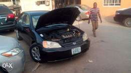 Very clean and good condition Honda for Sale