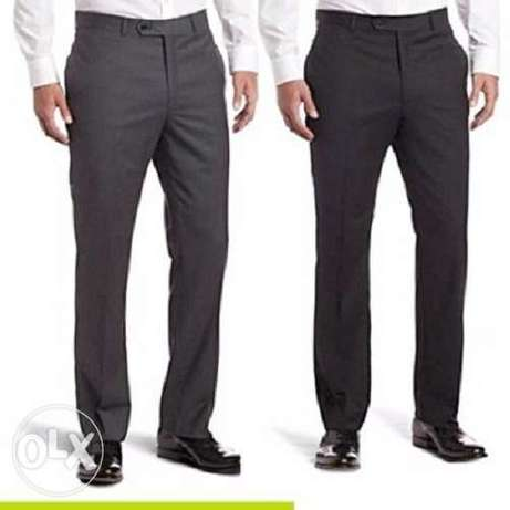 2n1 Men's Executive suit trousers- black and grey Lagos Mainland - image 1