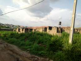 Uncompleted 2 units of 3 bedrooms and 5 nos of shops in ireakari estat