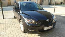 2006 Clean and Neat Mazda 3 1,6 great condition