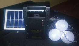 Home solar lightening system, Free delivery within Nairobi cbd.