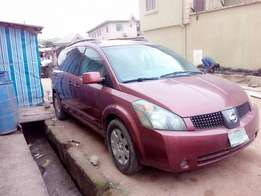 Nissan Quest (2006) selling cheap.