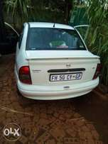 good looking car ,no dents ,Engine still in good condition