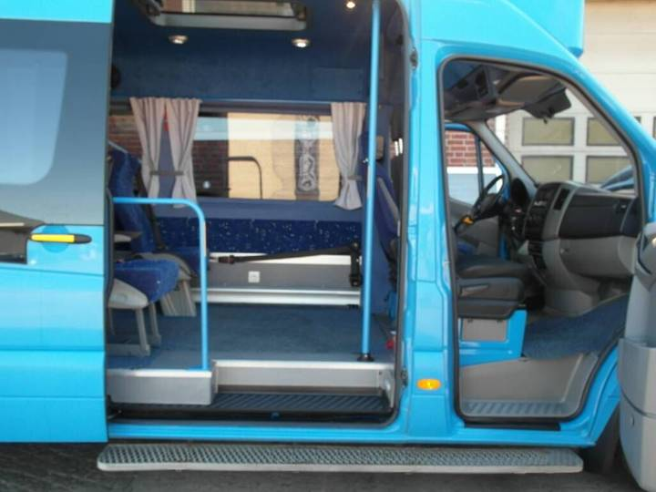 Mercedes-Benz 316 Sprinter CDI/11 Sitze/EURO 5/Klima/179181 KM - 2013 - image 15