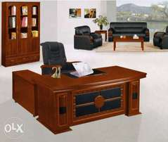 G-K Customize Design Office Executive Table 1.6m(New)