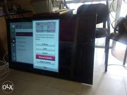 LG 53 inches setelite tv