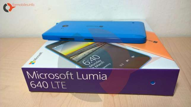 MICROSOFT LUMIA 640 LTE Brand New Sealed with Warranty FREE delivery Nairobi CBD - image 2