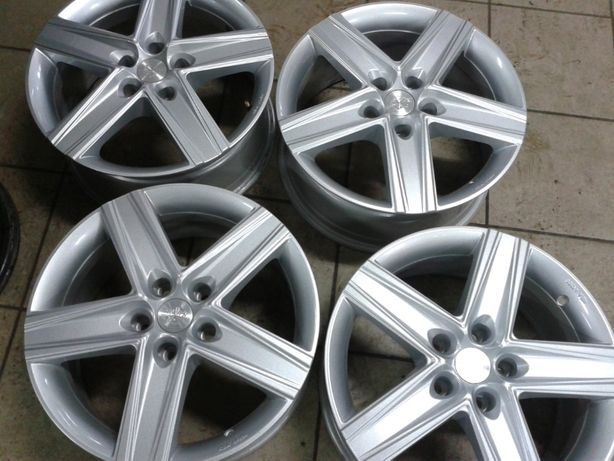 Felgi Aluminiowe 17 Opel Diesel Astra J Zafira C Chevrolet 5x115