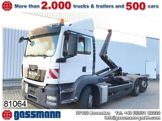 MAN Tgs 26.400 6x2-4 Bl Mit Lenk-/liftachse - 2011
