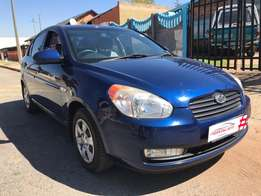 Hyundai Accent on Special by Hashtag Auto