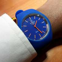 "Initial Factor Watch ""Blue"""