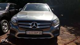 A nice mercedes-Benz GLC model 2016 diesel for sale at 65000 US dollar