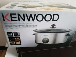 Almost new Kenwood slow cooker