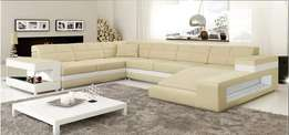 Isaac modern U shaped sofa
