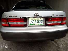 Klin Es 300 Lexus millennium Limited Edition in Ph for sale 1st bdy