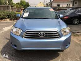 2009 Model Toyota Highlander Limited Toks Fully Loade