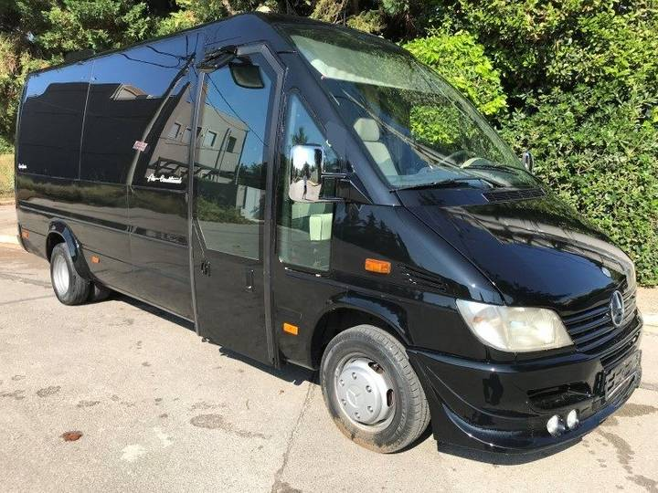 Mercedes-Benz SUPER SPRINTER 416 CDi - 2001