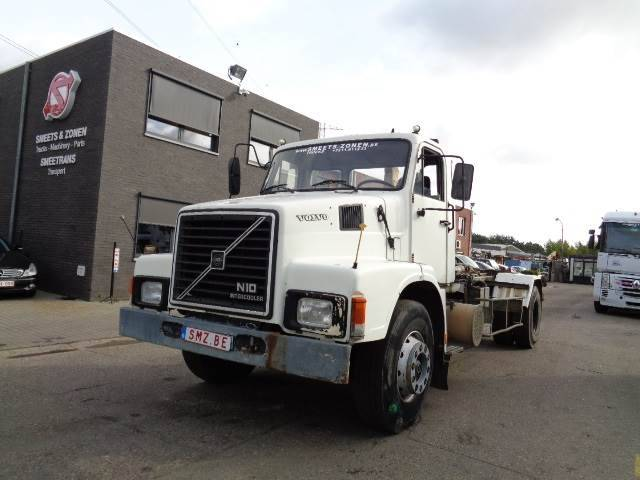 Volvo N 10 Container Wima - 1990