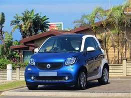 SMART Fortwo Passion Manual