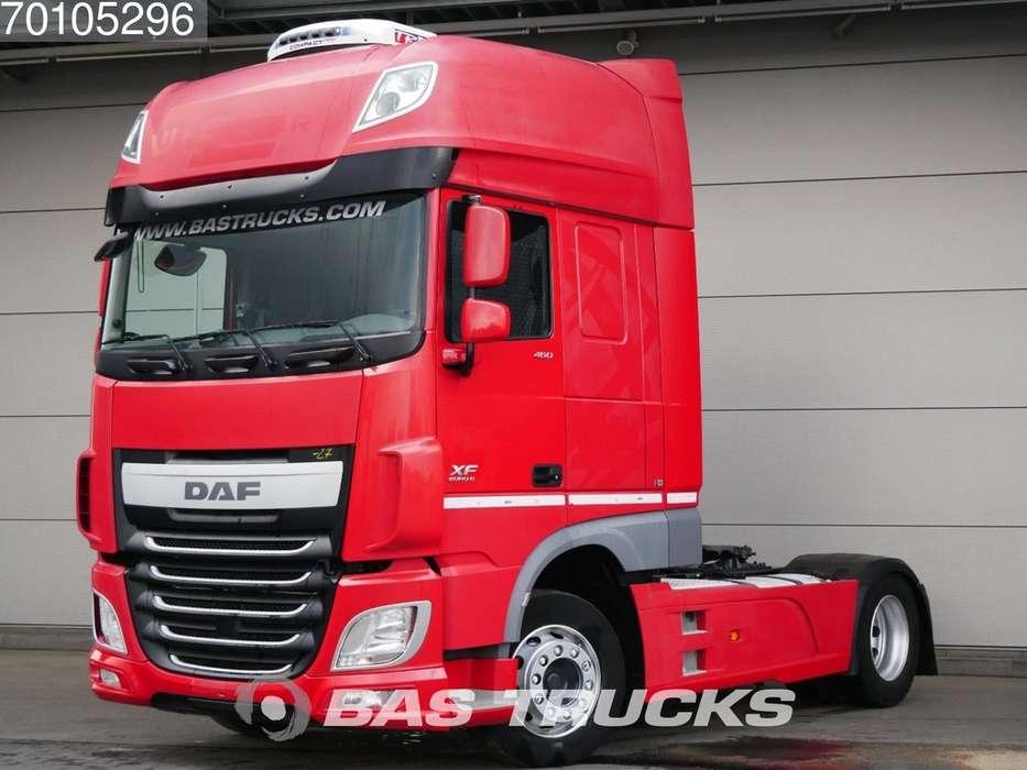 DAF XF 460 SSC 4X2 Standklima Euro 6 - 2014