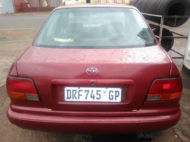 Very clean Toyota baby Camry for R28000 Germiston - image 8