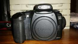 Canon EOS 20D DSLR and extras