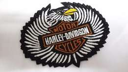 Harley Patch 3