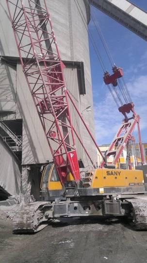 Sany Scc 1000 C - 2012